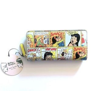 Kate Spade Archie Comic Continental Wallet-NWT